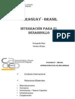 Paraguay - Brasil - CADEP Final 2