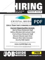 The Job Guide Volume 25 Issue 22