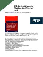 Experimental Mechanics of Composite.docx