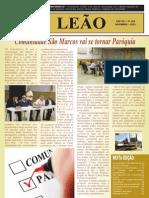 O LEÃO - ANO XIX • Nº 166 NOVEMBRO • 2013