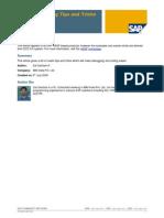 ABAP Debugging Tips and Tricks