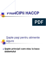 Principii HACCP