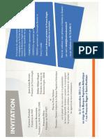 Invitation à la présentation des réseaux FAIR et ABAB