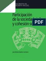 Sociedad Civil y Cohesion Social