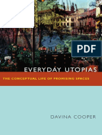 Everyday Utopias by Davina Cooper