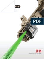 LaserLyte 2014 Product Catalog