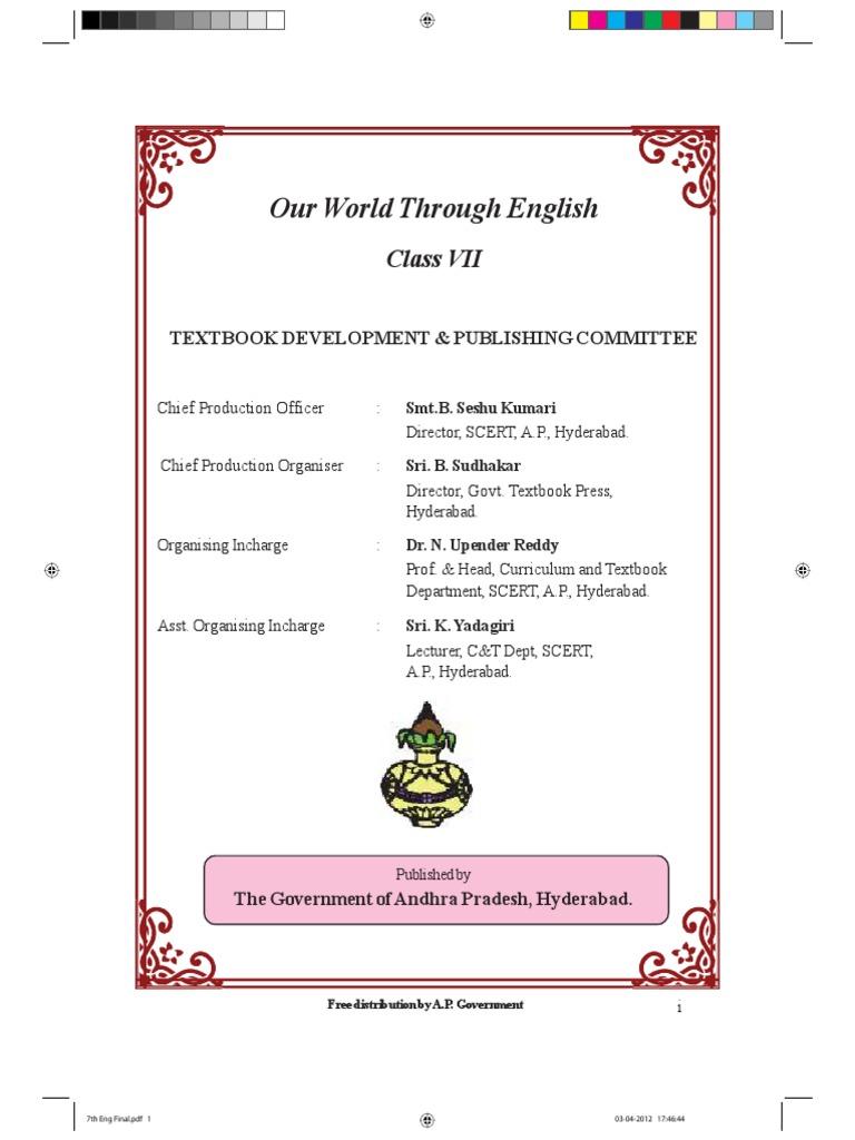Class 7 english text book ap syllabus adjective languages fandeluxe Images