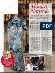 Mónica Naranjo - Diez Minutos  Nº3247 - 06.11.13