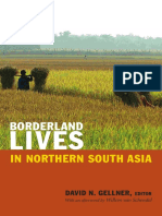 Borderland Lives in Northern South Asia edited by David N. Gellner