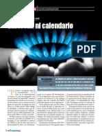La Industrializacion Del Gas Sin Fecha Ni Calendario
