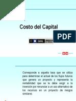 Presentación Costo de Capital.ppt