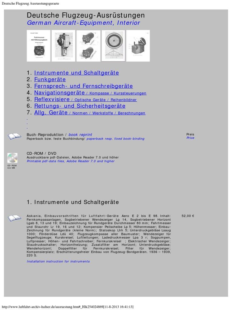 Deutsche Flugzeug Ausruestungsgeraete.pdf