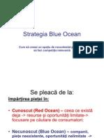 Strategia Blue Ocean