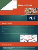 FMGC Sector- HUL