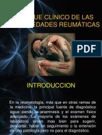 Presentacion Educacion Continua Enfermedades Reumaticas