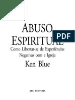 Abuso Espiritual - Blue Ken