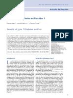 Genética de la Diabetes mellitus tipo 1
