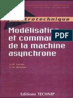 Modélisation et Commande de la Machine Asynchrone