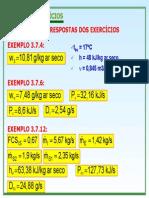 APOSTILA CLIMATIZAÇÃO - 3_PSICROMETRIA_EXEMPLOS_RESPOSTAS
