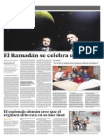 Reportaje sobre el Ramadán en el Perú