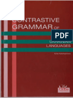 Karamysheva I. D. Contrastive Grammar of English and Ukrainian Languages