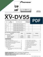 Pioneer manual service XV-DV55.pdf