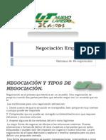 Negociación Empresarial Recuperacion