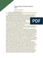 MODELO DENUNCIA FRAUDE CONCURSO PUBLICO SECTOR EDUCACIÓN