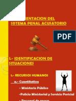 Implementacion Del Sistema Penal Acusatorio