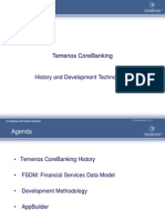 TCB History and Development Architectures