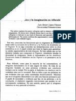 López Farjeat, Luis Xavier. (2000). El silogismo poético y la imaginación en Alfarabi (Tópicos, No. 18)