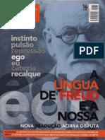 Revista Cult - A Lingua de Freud e a Nossa