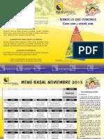 MENÚ NOVIEMBRE PDF