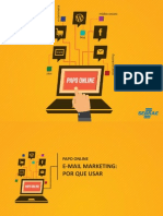 Email Marketing - Porque Usar