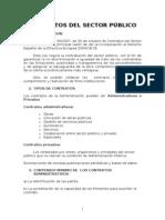 TEMA 20. Contratos públicos