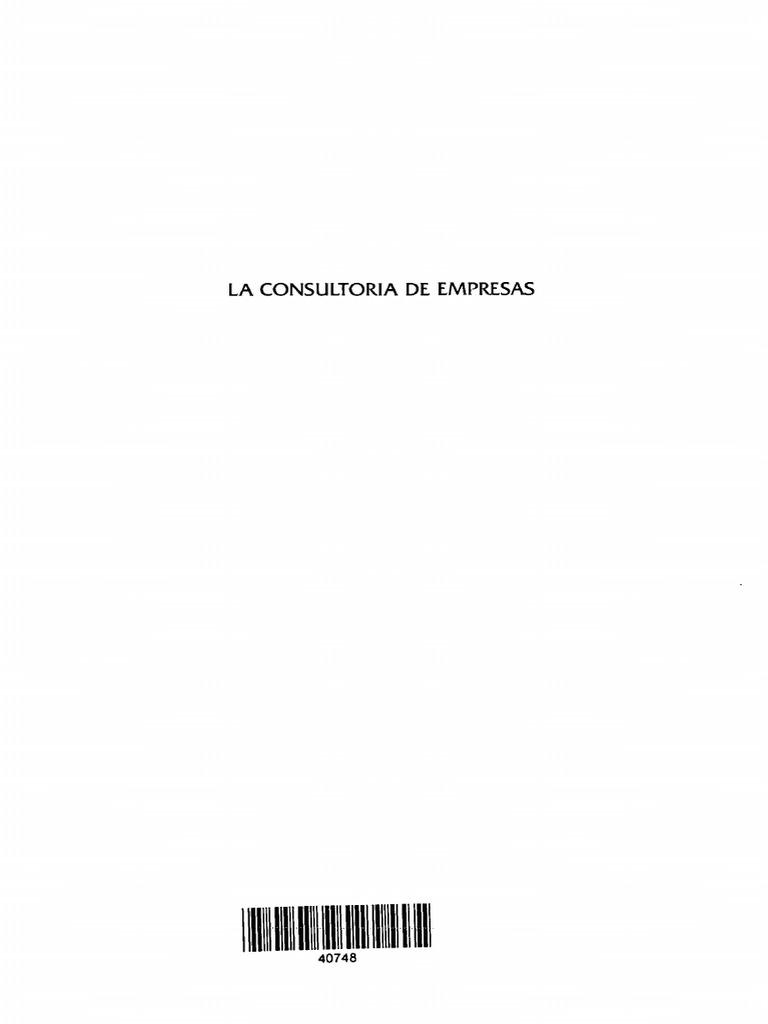 La Consultoria de Empresas_Milan Kubr