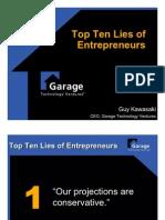 Garage, Lies Entre