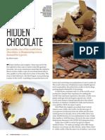Java's Hidden Chocolate