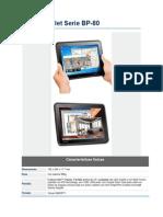 Pidion Tablet Serie BP-80