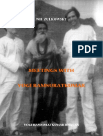 Meetings With Yogi Ramsuratkumar