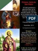 Primera Carta de San Pedro
