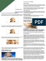Exercitii Faciale Cu Efect de Lifting