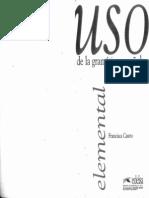 Uso de la gramatica espanola. Elemental.pdf