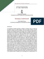 Omar Aguilar Sociologia y Modernizacion