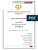 27372254 Supply Chain Practices of Zara
