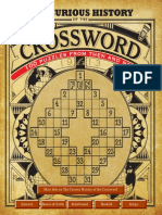The Curious History of the Crossword by Ben Tausig