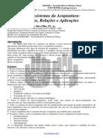 Microssistemas da Acupuntura- Teorias, Relações e Aplicações