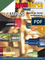 Revista EmbalagemMarca 033 - Maio 2002