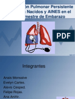 Power de Hipertencion Pulmonar Persistente
