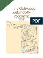 Austin/Galewood Sustainability Roadmap